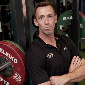 Personal Trainer Vught Eric Huijbers Diamond Training